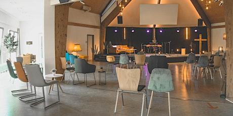 Wohnzimmer - Gottesdienst Live tickets