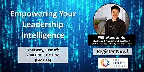 (Online) Empower Your Leadership Intelligence tickets