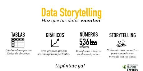 Data Storytelling: curso Alibaba entradas