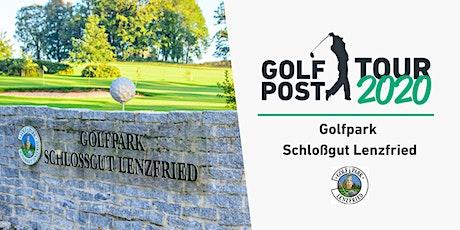 Golf Post Tour // Golfpark Schlossgut Lenzfried Tickets