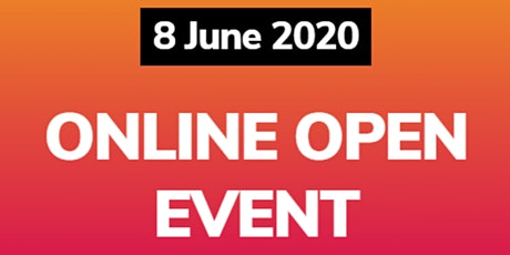 Eastleigh College Online Open Event tickets