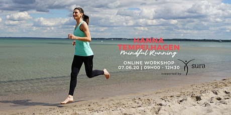 Mindful Running - Online Workshop mit Lauf Tickets