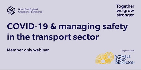 COVID 19 & managing the safety in the transport sector tickets