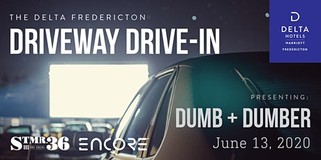 The Delta Driveway Drive-In | SATURDAY JUNE 13 | Dumb and Dumber tickets