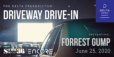 The Delta Driveway Drive-In   THURSDAY JUNE 25   Forrest Gump tickets