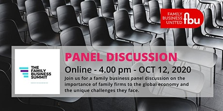 The Importance of Family Firms To The Global Economy tickets