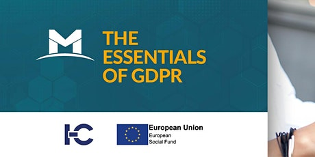 Fully Funded Taster Course! The Essentials of GDPR tickets