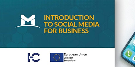 Fully Funded! Introduction to Social Media for Business tickets
