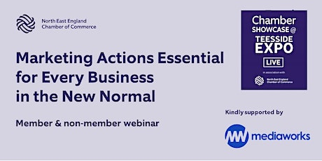 Marketing Actions Essential for Every Business in the New Normal biglietti