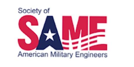 SAME JECO and NoVA Post Virtual Military Engineering Panel  tickets