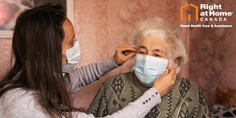 Home Care Personal Support During a Pandemic tickets