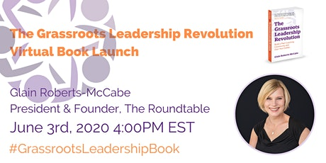 The Grassroots Leadership Revolution Virtual Book Launch tickets