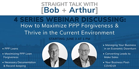[WEBINAR] Straight Talk with Bob + Arthur:  Impacts of COVID on business tickets