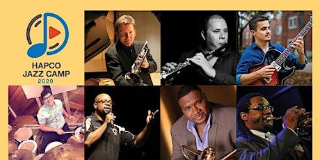 HAPCO Jazz Band Camp - Summer 2020 tickets