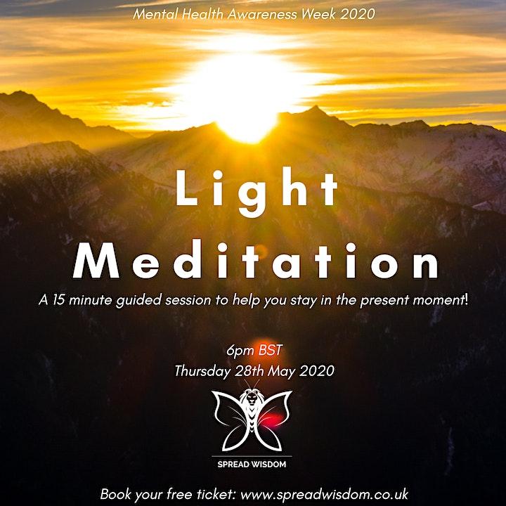 Guided Light Meditation image