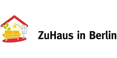 ZuHaus in Berlin: Energetische Sanierung im Altbau Tickets