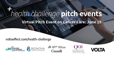 Virtual Health Challenge Pitch Event #1: Cancer Care tickets