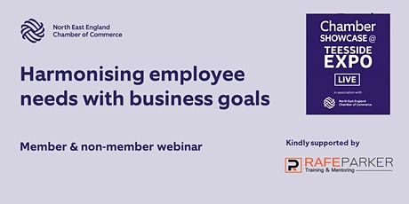 Harmonising Employee Needs With Business Goals tickets