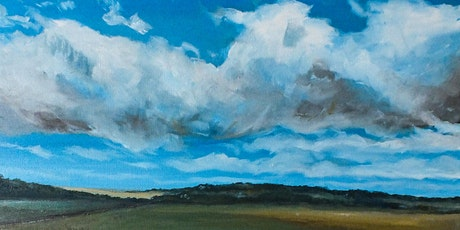 The Useful Art Class Online Introduction to Skyscapes with Oils tickets