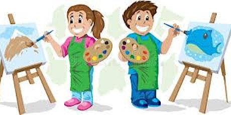 Autism Ontario Durham - Kids Painting Class tickets