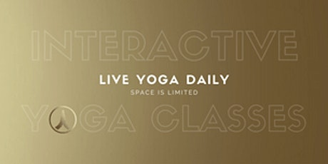 Shanti Hot Yoga Live Interactive Yin Yoga with Christine K tickets