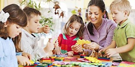 KiddyCamp für Kinder von 4 - 7 Jahre Tickets