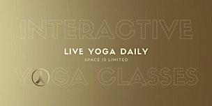 Shanti Hot Yoga Live Interactive Yinstorative Yoga
