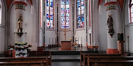 Vorabendmesse von Pfingsten - Pfarrkirche St. Barbara Tickets