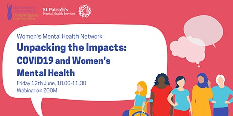 Women's Mental Health Network - COVID19 and Women's Mental Health tickets