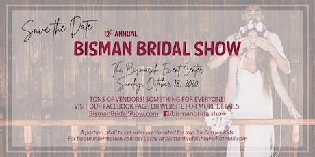 2020 Bisman Bridal Show Tickets tickets