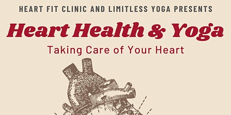 Heart Health & Yoga Webinar tickets