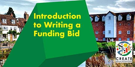 Introduction to Writing a Funding Bid tickets