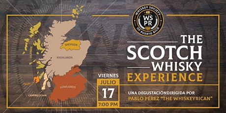 "Noches de Whiskey - ""The Scotch Whisky Experience"" tickets"