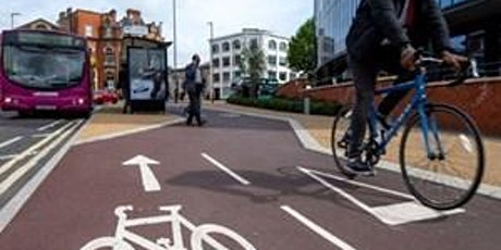 Urban mobility in Leicester during a pandemic tickets
