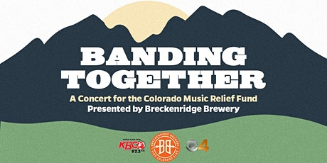 BANDING TOGETHER: A CONCERT FOR THE CMRF tickets