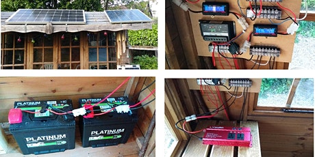 Small Solar Power systems - Virtual Workshop 4th June 2020 - 2PM tickets
