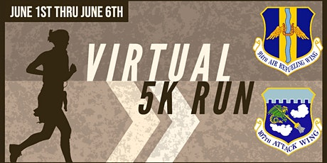 Niagara Falls Warrior Virtual 5k Challenge  tickets