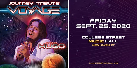 Voyage - A Tribute To Journey Feat. Hugo tickets