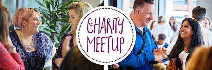 Charity Meetup Birmingham - Inspiring Creativity image
