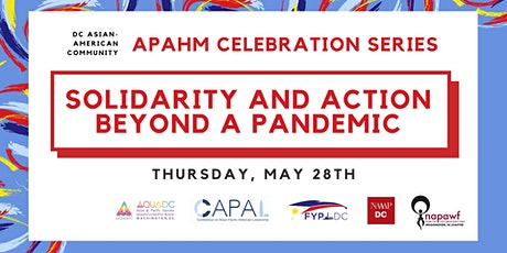 Solidarity and Action Beyond a Pandemic tickets