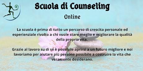 Scuola di Counseling Esperienziale e Relazionale biglietti