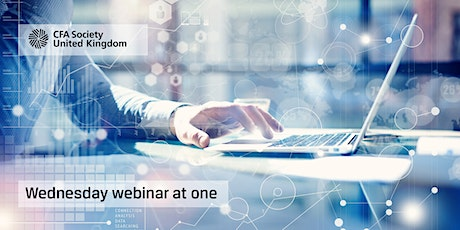 Wednesday webinar at one: Is your investment CyberSecure? tickets