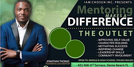 iAmChosen Summer Mentorship Program tickets