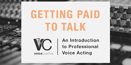 Suwanee, GA - Getting Paid to Talk, Making Money with Your Voice tickets