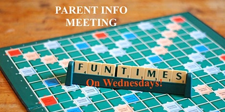 FUNdamentals Parent Orientation & Info Meeting tickets