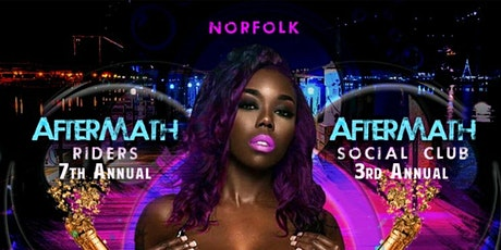 AFTERMATH 7th ANNUAL GLOW PARTY tickets