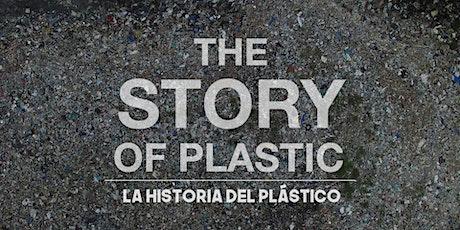 """Documental """"La Historia del Plástico"""": proyección online y conversatorio entradas"""