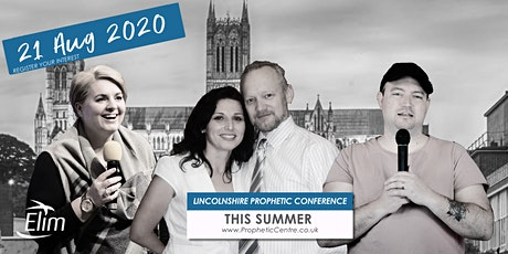 Prophetic Lincolnshire Conference tickets