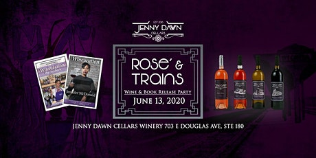 Rosé and Trains Wineucation tickets