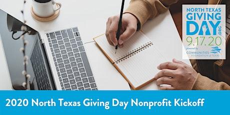 North Texas Giving Day Nonprofit Kickoff tickets